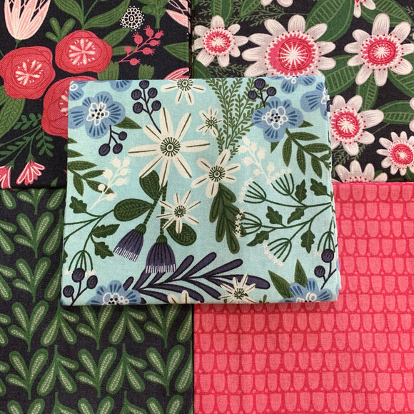 100% Cotton Fat Quarters - Garden Party