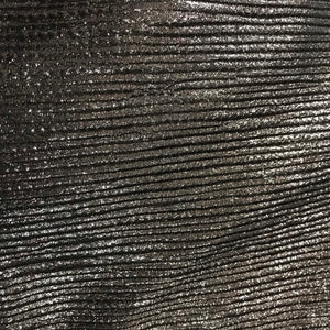 Stretch Metallic Polyester Jersey 6 - Sold By Half Meter