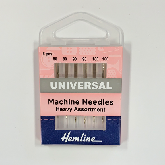 Machine Needles - Heavy Assorted