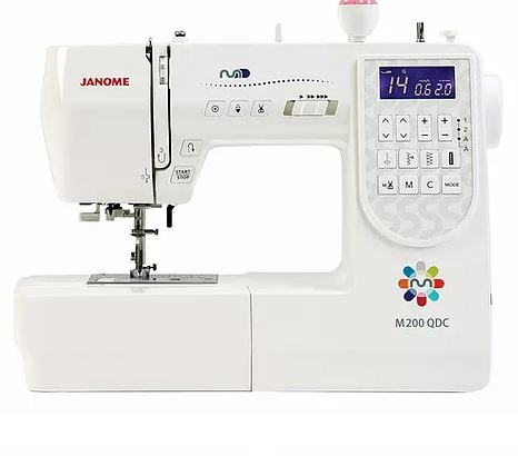 Janome M200 DQC Sewing Machine