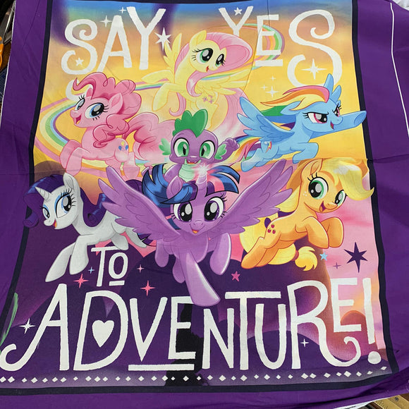 My Little Pony Panel - Clearance