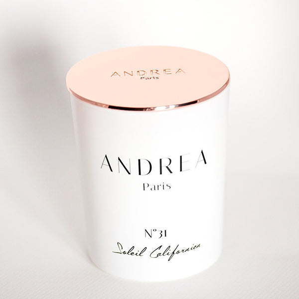 Couvercle Rose Gold - Andrea Paris