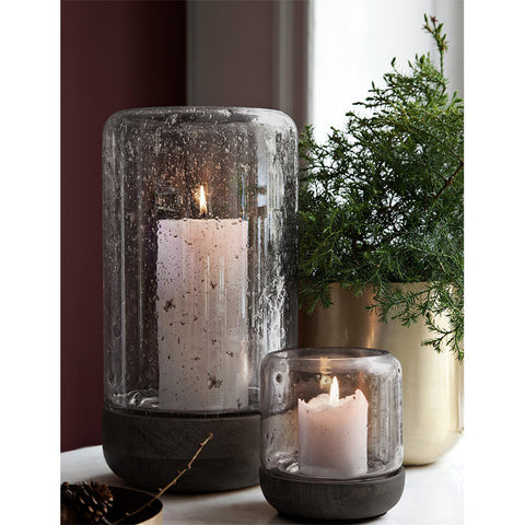 Scandinavian hurricane lamps