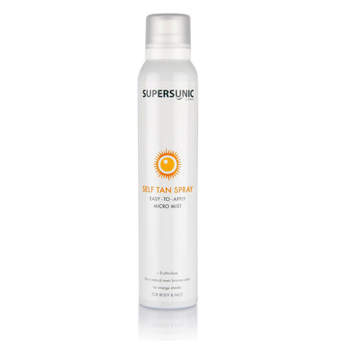 Supersunic Spray - 150ml - 5. Self tan - NANNIC Belgium