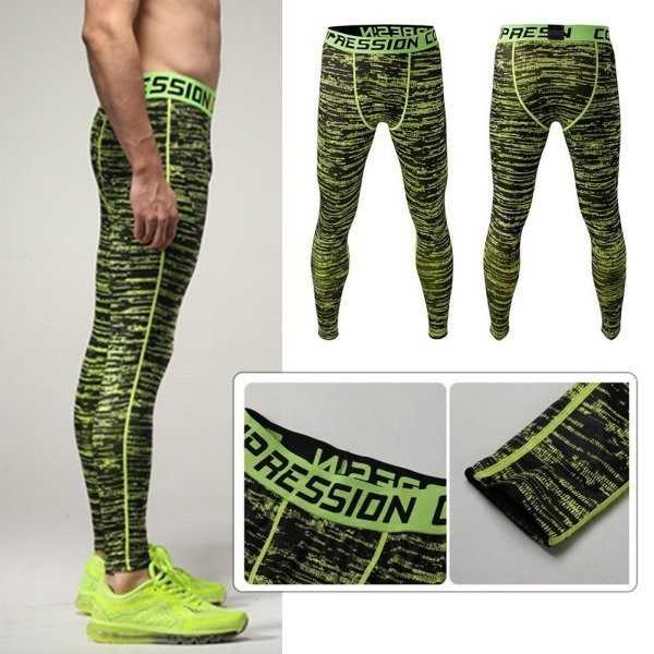 Compression Pants - Camo³ Compression Pants