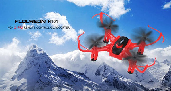 Drone - Floureon H101 Mini Drone
