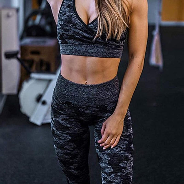 Leggings - Camo Push Up Leggings V2020