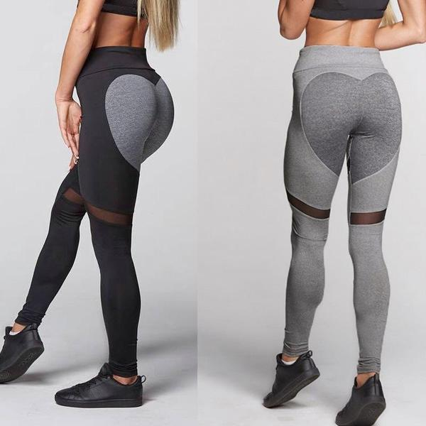 Leggings - Herz Fitness Leggings (2)