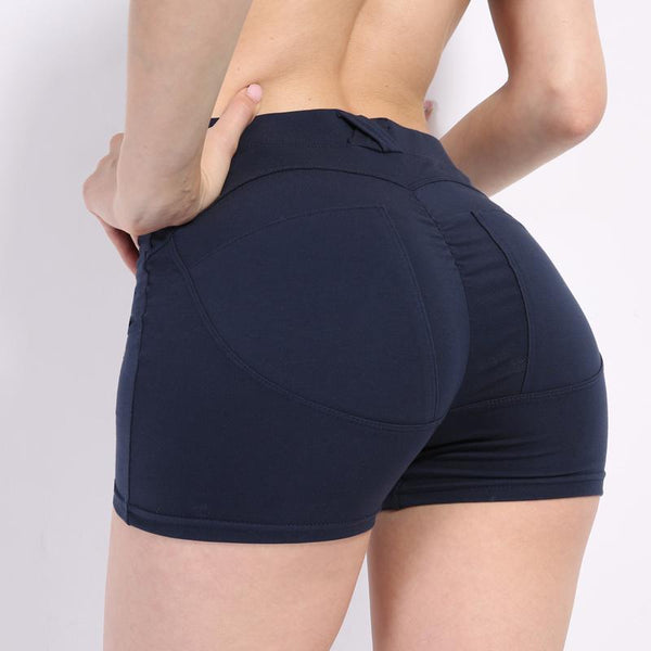 Leggings - Push Up Shorts (3)