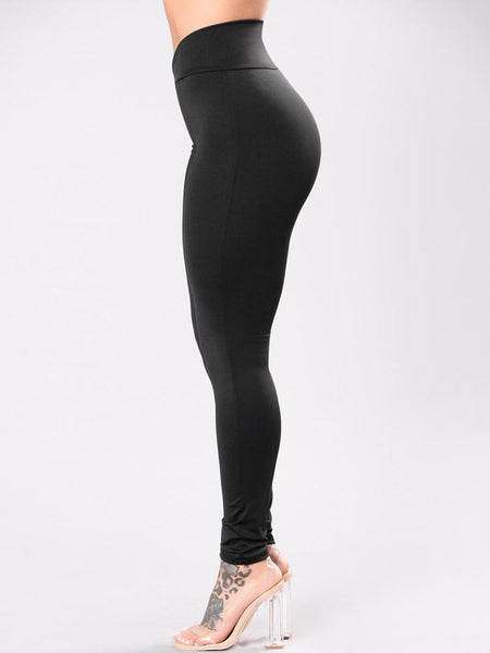 Leggings - Taille Formende/schmälernde Leggings