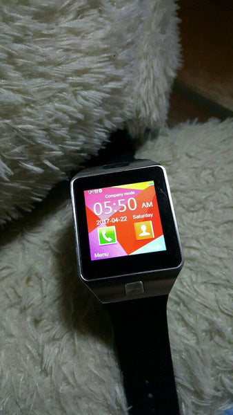 Neuerscheinungen - Smart Watch [Kamera, Bluetooth, Smartphone Kopplung, Etc.] (4)