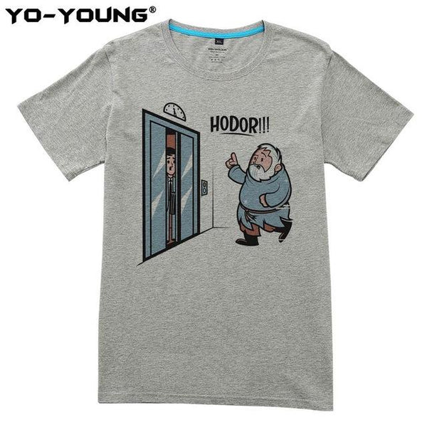 Shirts - Unisex Shirt - Game Of Thrones Feat. Hodor