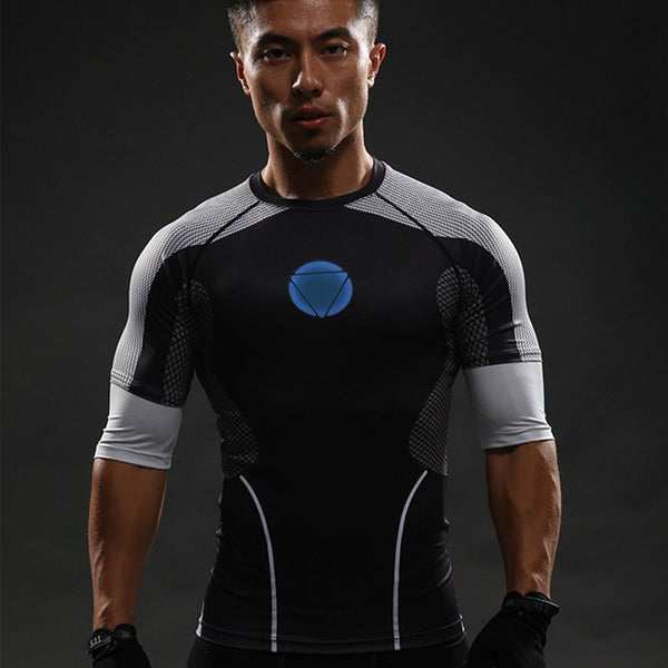 Iron Man² 3D Compression Shirt - Einfach Knorke!
