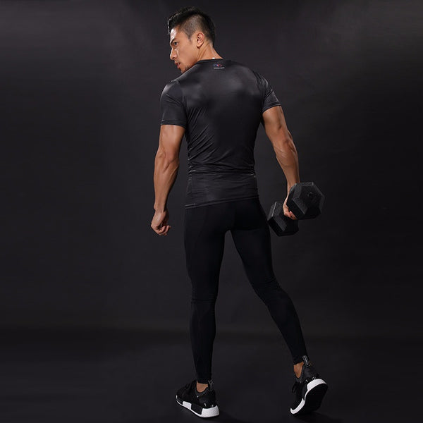 Superheld - Neu 2017 Superhelden 3D Compression Shirt (13)