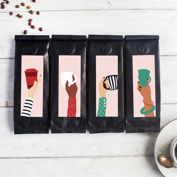 Take A Break Coffee Selection Letterbox Gift
