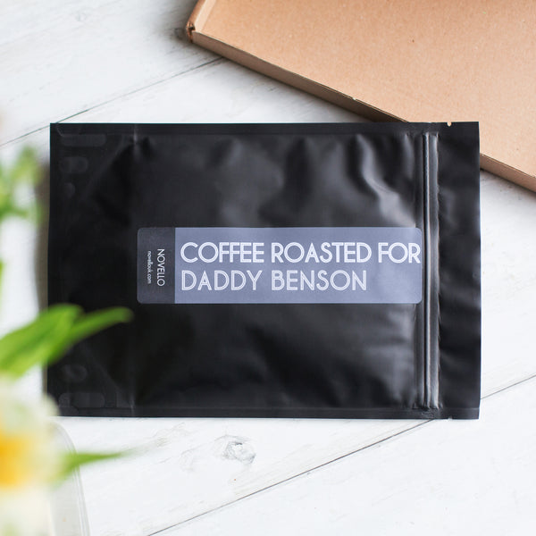 Personalised Coffee Gift