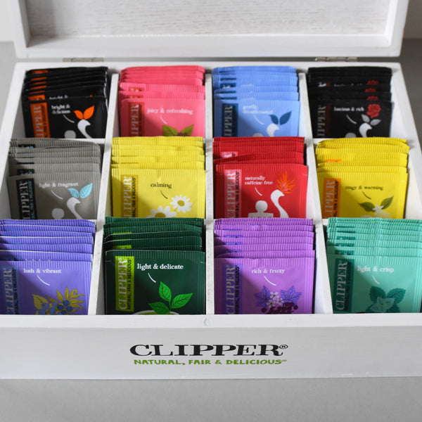 Tea selection gift box