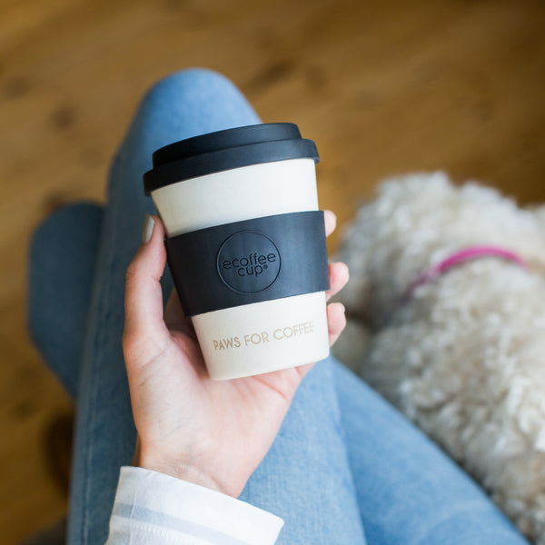 Personalised Dog Lover Reusable Coffee Cup