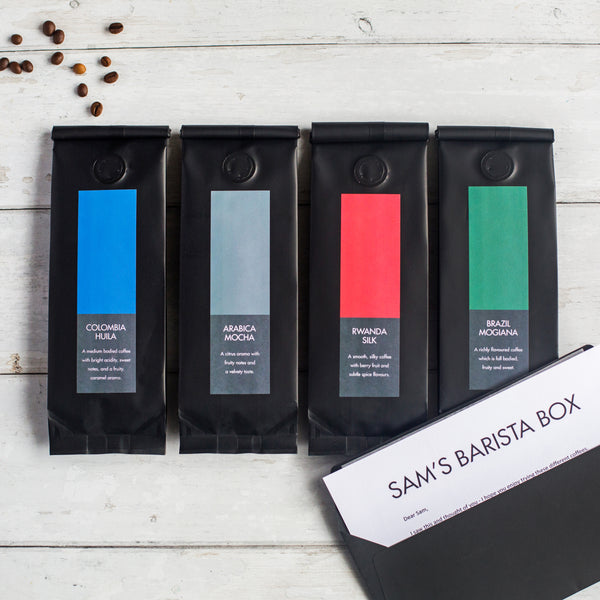 Coffee Explorer Letterbox Gift