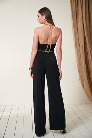 Black Sexy jumpsuit