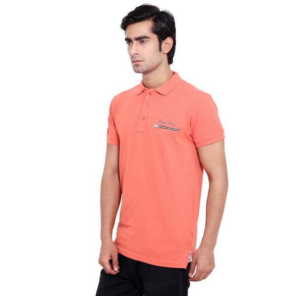 POLO TShirts with ZIP