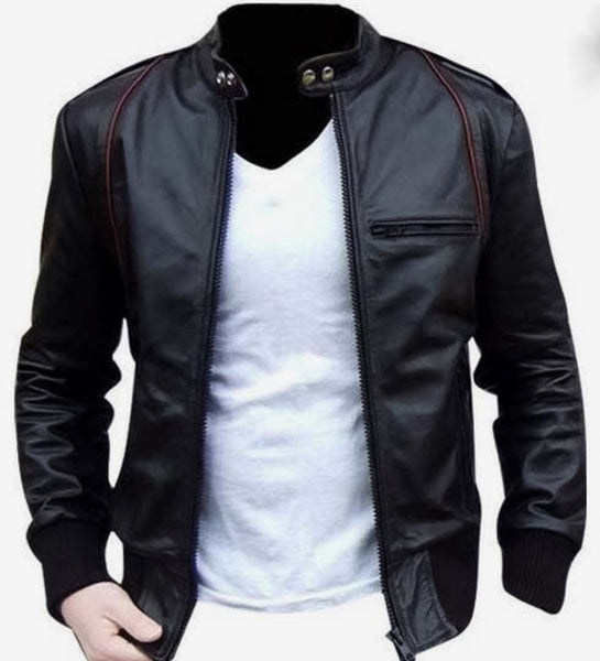 Biker's choice- street racer jacket