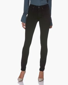 Paige Jeans - Hoxton Ultra Skinny - Black Shadow