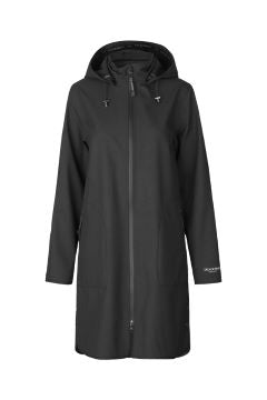 Ilse Jacobsen - RAIN128 raincoat - black