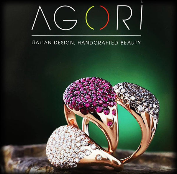 AGORi, Italian Design, Handcrafted Beauty - Exquisite jewelry