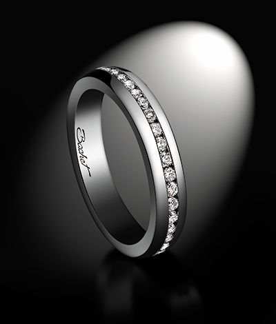 Maison Bachet Diamond Band