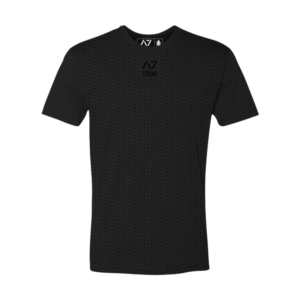 A7 STRONG - STEALTH - BAR GRIP™ PREMIUM MEN'S SHIRT
