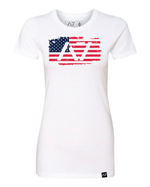 A7 AMERICANA BAR GRIP™ FULL WOMEN'S SHIRT