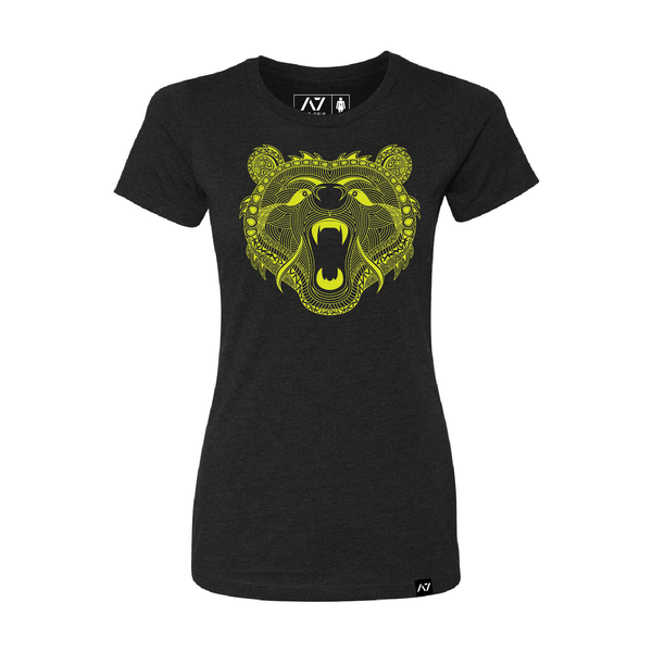 A7 GNARLY BEAR BAR GRIP™ FULL WOMEN'S SHIRT