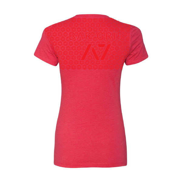 A7 RED BAR GRIP™ PREMIUM WOMEN'S SHIRT