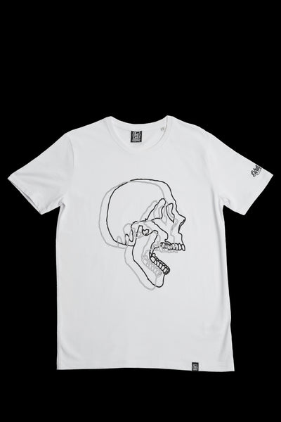 "Dirtyminds ""Skulled"" - (100% Organic Cotton)"