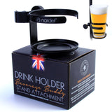 No Bull Mic Stand Drinks Holder