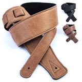 Nordell Ultra Soft Leather Guitar Strap