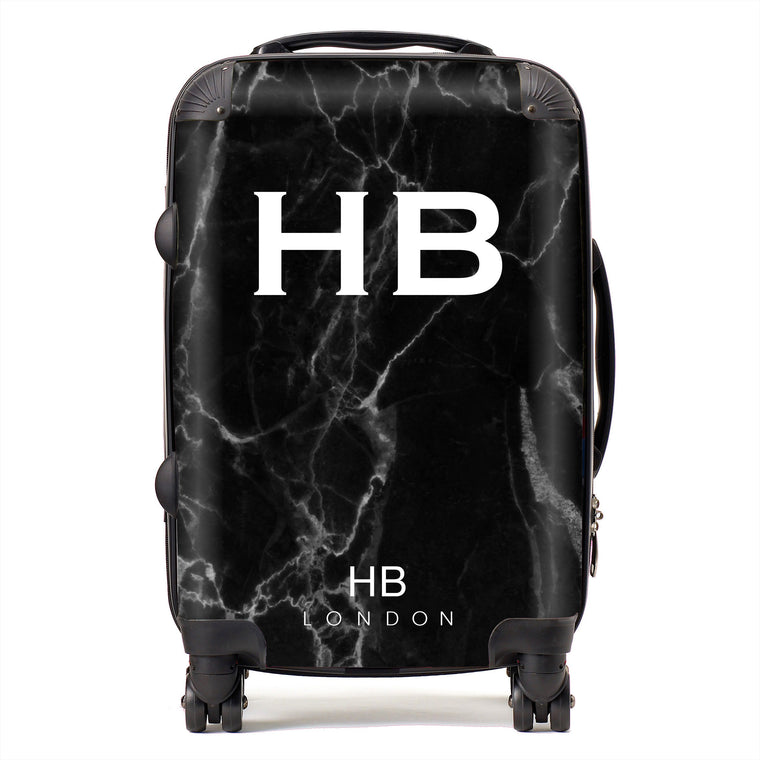 96093a785a73 HB LONDON - The ORIGINAL Personalised Suitcases | Custom Logo Luggage