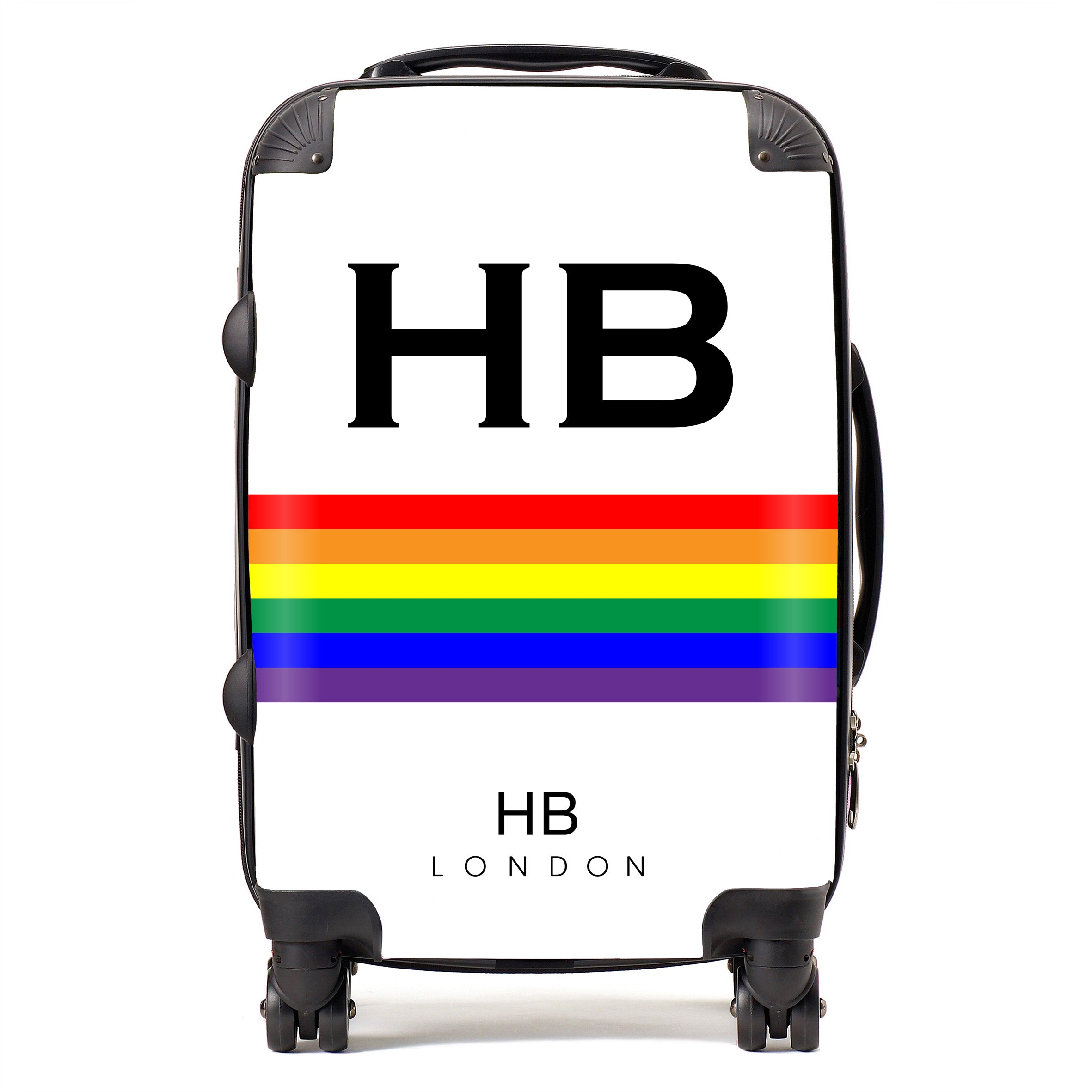 Hb London The Original Personalised Suitcases Custom