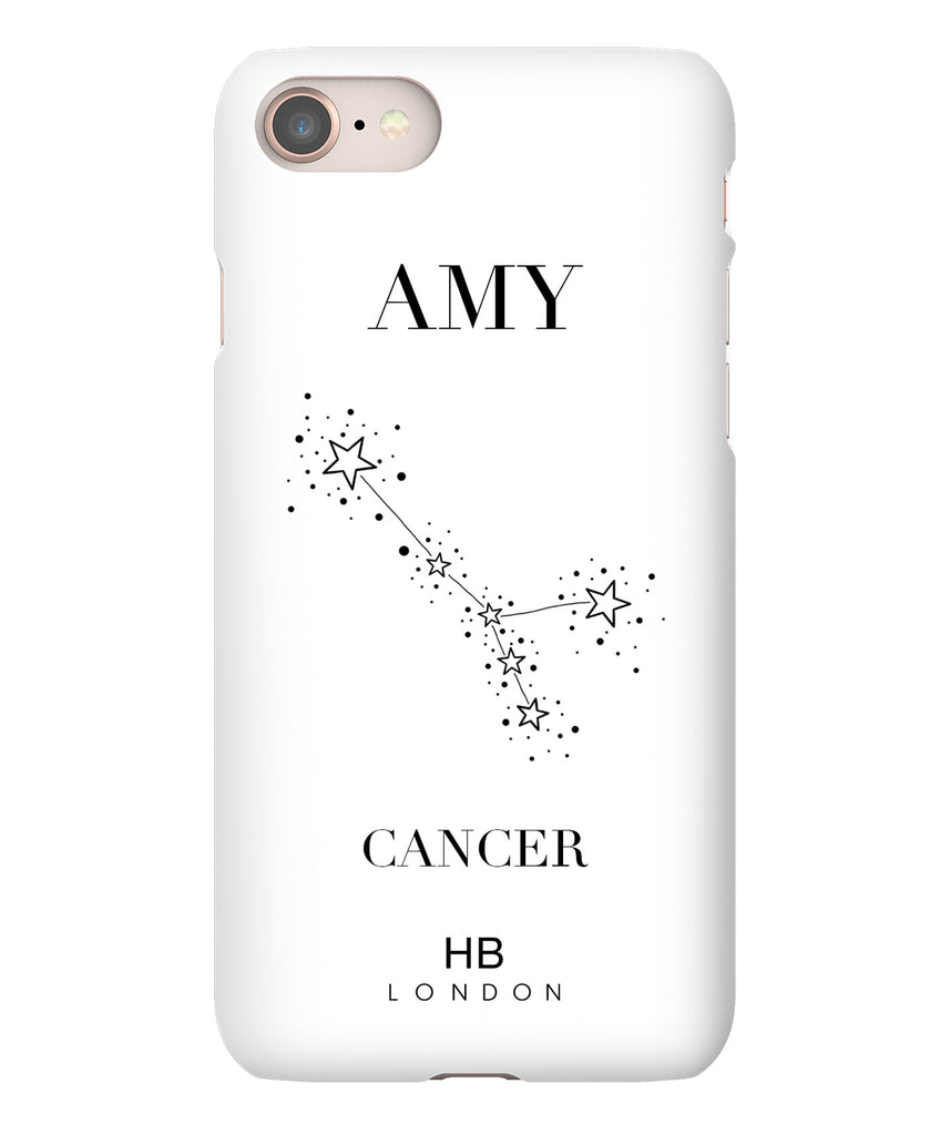 Personalised Cancer Phone Case