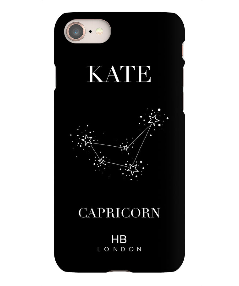 Personalised Capricorn Phone Case