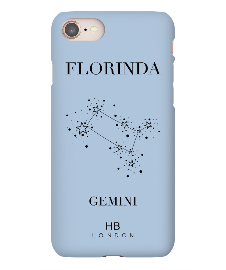 Personalised Gemini Phone Case