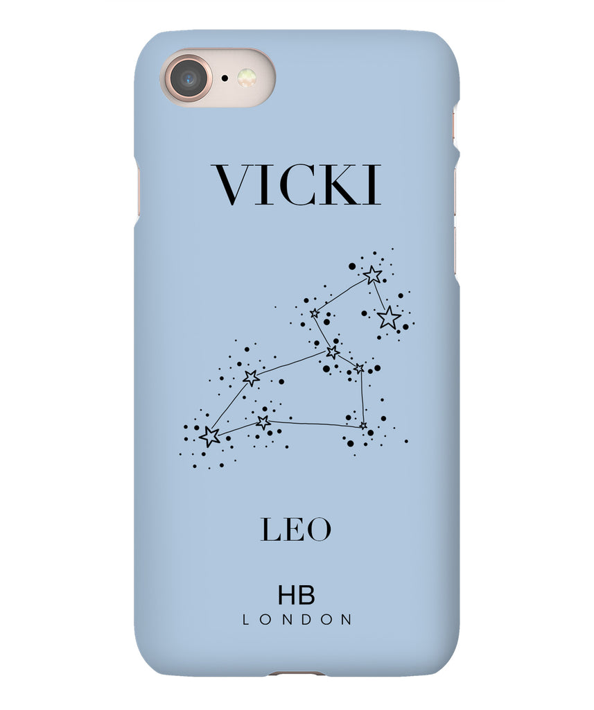 Personalised Leo Phone Case