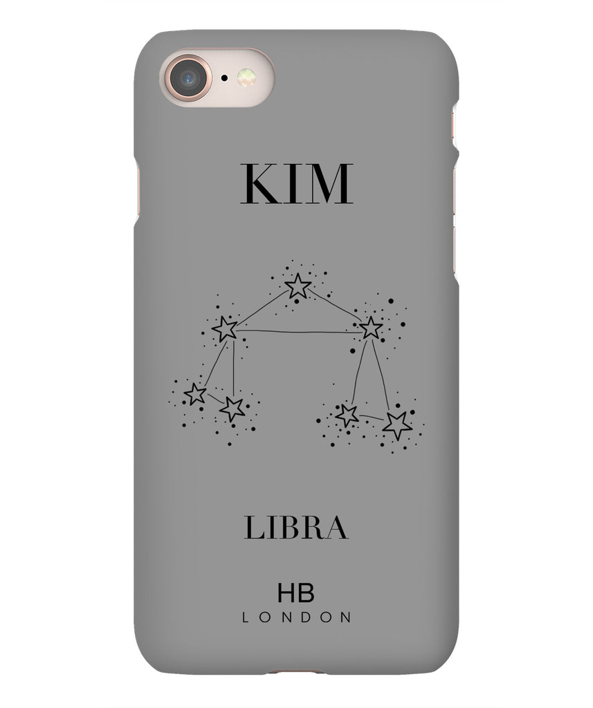 Personalised Libra Phone Case