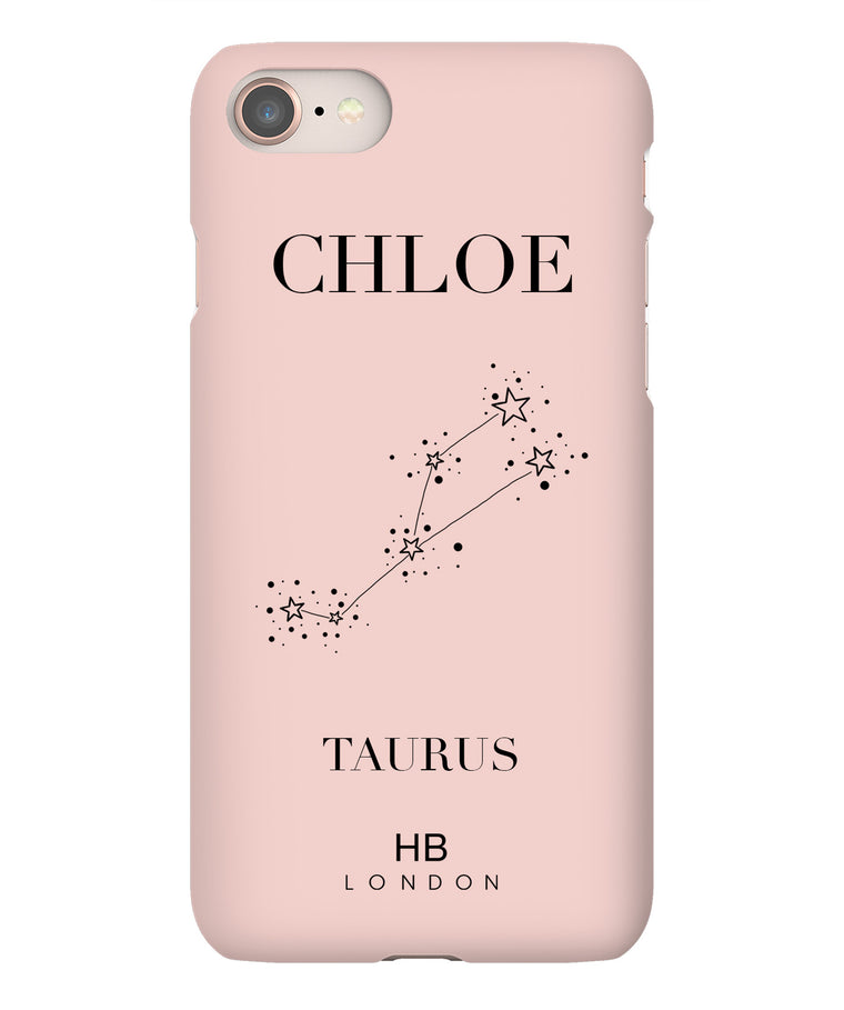 Personalised Taurus Phone Case