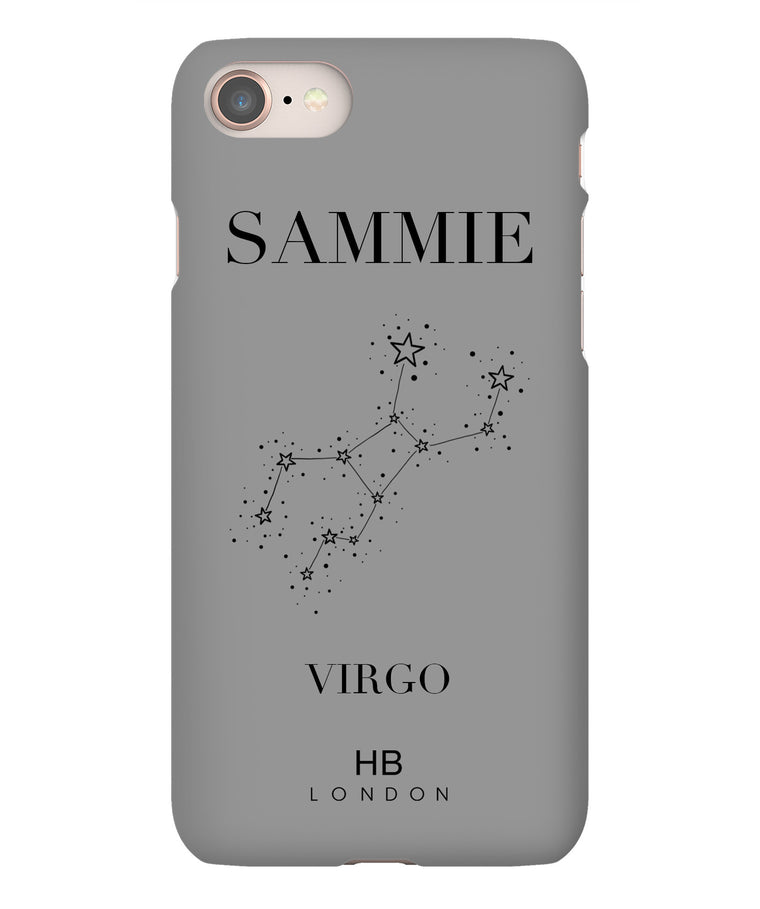 Personalised Virgo Phone Case