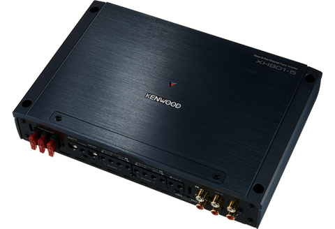 "KENWOOD XH901-5 ""Hi-Res Audio"" 5CH AMPLIFIER"