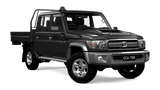 ULTIMATE Toyota 79 Series Dual Cab System Pack