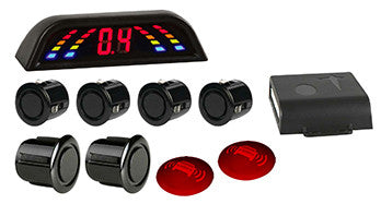 AXIS ABS2-4S - BLIND SPOT ASSIST SYSTEM with 4 SENSOR REVERSING SYSTEM