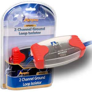 AERPRO AP3052 2CH GROUND LOOP ISOLATOR